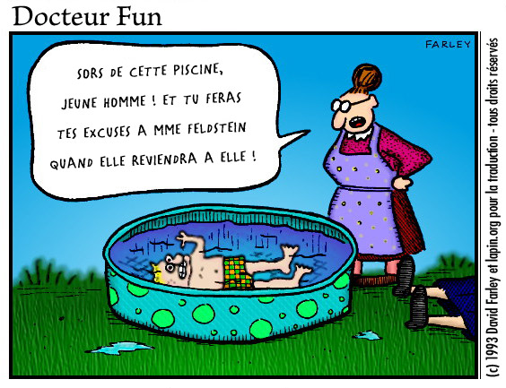 Docteur fun accident de piscine for Docteur piscine